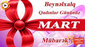 Image result for 8 mart qadınlar günü